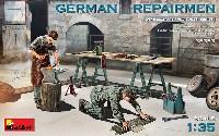 ドイツ 修理工 (作業台・工具付)