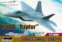 アメリカ空軍 F-22A ラプター