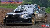 スバル インプレッサ WRC 2005 2006 ラリー ニュージーランド
