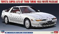 トヨタ スープラ A70 GT ツインターボ 1989 ホワイトパッケージ