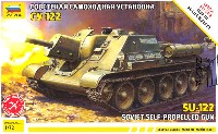 ソビエト 自走砲 SU-122