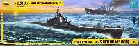 ソビエトWW2 潜水艦 シチューカ級 (SHCH)