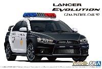 ミツビシ CZ4A ランサーエボリューション X パトロールカー '07 台北市政府警察局