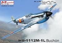 AZ model1/72 エアクラフト プラモデルHA-1112M-1L ブチョン