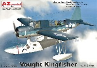 AZ model1/72 エアクラフト プラモデルヴォート キングフィッシャー アメリカ仕様