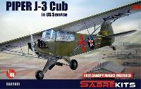 パイパー J-3 カブ アメリカ軍仕様