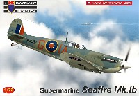KPモデル1/72 エアクラフト プラモデルスーパーマリン シーファイア Mk.1b