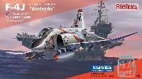 アメリカ海軍 F-4J 戦闘機 アードバークス 初回特装版