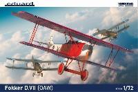 フォッカー D.7 (OAW)