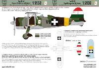 HAD MODELS1/48 デカールフィアット CR.42 王立ハンガリー空軍 V.202 デカール