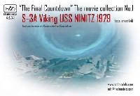 HAD MODELS1/48 デカールS-3A ヴァイキング USS ニミッツ 1979年 デカール (ファイナル・カウントダウン)