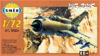 MiG-21MF 戦闘機