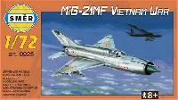 MiG-21MF ベトナム戦争