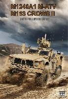 ライ フィールド モデル1/35 Military Miniature SeriesM1240A1 M-ATV w/M153 CROWS 2 & フルインテリア