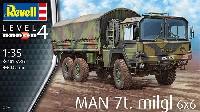 MAN 7t Milgl 6×6