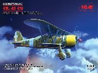 フィアット CR.42CN WW2 イタリア 夜間戦闘機