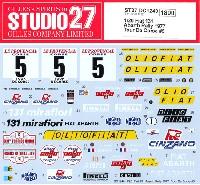 フィアット 131 アバルト ラリー 1977 ツール・ド・コルス #5