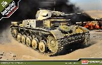 ドイツ 2号戦車F型 北アフリカ戦線