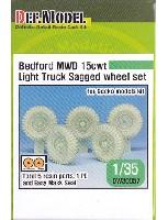 ベッドフォード MWD 15cwt トラック 自重変形タイヤ (ゲッコーモデル用)