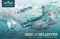 SB2C-4 ヘルダイバー