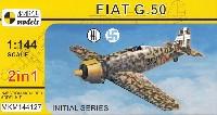 フィアット G.50 初期型 2in1