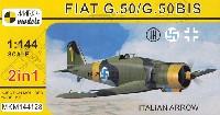 フィアット G.50/G.50bis イタリアンアロー 2in1