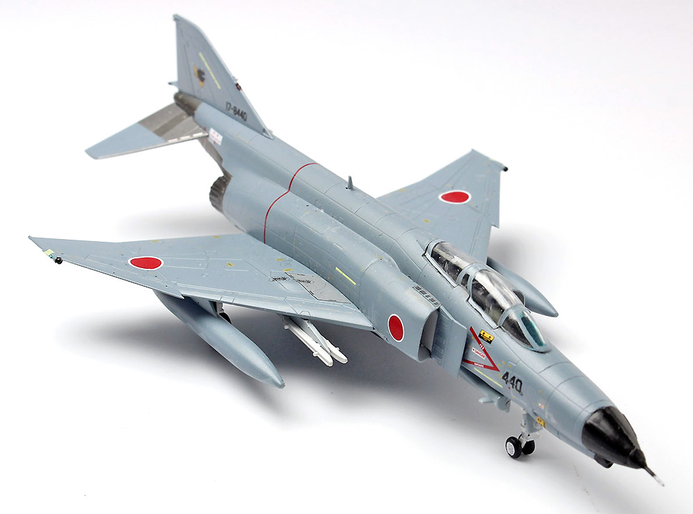 航空自衛隊 F-4EJ改 ファントム 2 440号機 (F-4最終生産機) ラストファントムプラモデル(プラッツ1/144 自衛隊機シリーズNo.PF-036)商品画像_2