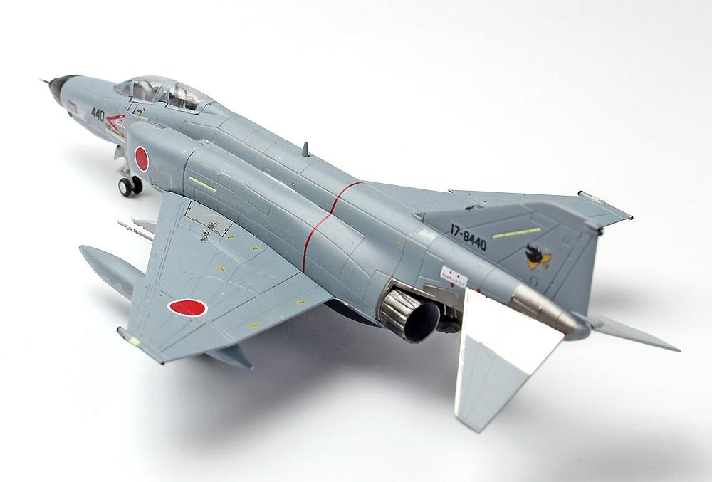 航空自衛隊 F-4EJ改 ファントム 2 440号機 (F-4最終生産機) ラストファントムプラモデル(プラッツ1/144 自衛隊機シリーズNo.PF-036)商品画像_3