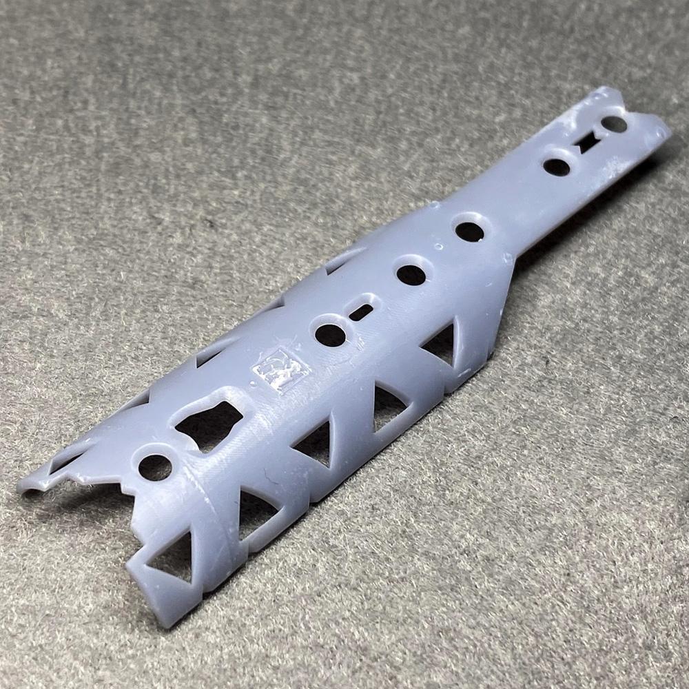 F-4E ファントム (空軍型) ドーサルモールド テンプレート (ハセガワ用)テンプレート(モデルアート3D Modering / 3D printing PartsNo.72-006)商品画像_1