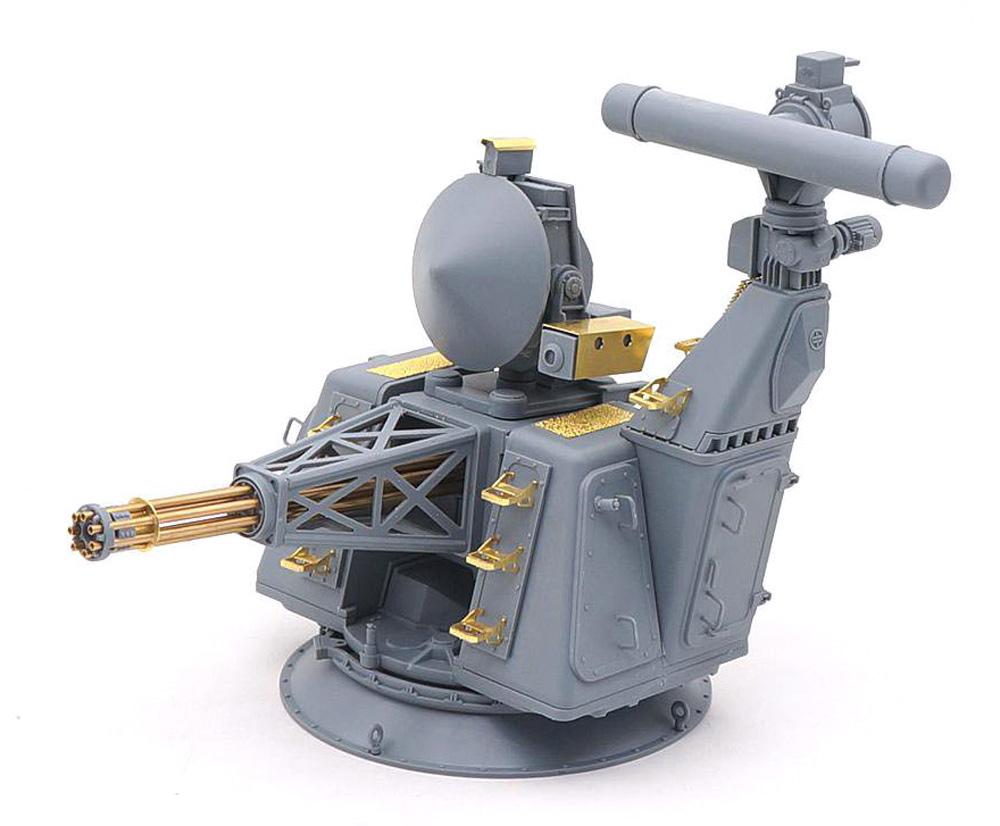タレス ネーデルランド ゴールキーパー 艦艇用近接防御火器システムプラモデル(RPG Scalemodel1/35 ミリタリーNo.35016)商品画像_2