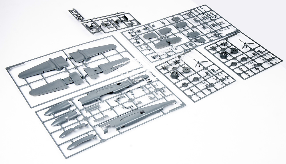 エンジェル・オブ・マーシー B-25Jプラモデル(エデュアルド1/72 リミテッド エディションNo.2140)商品画像_2