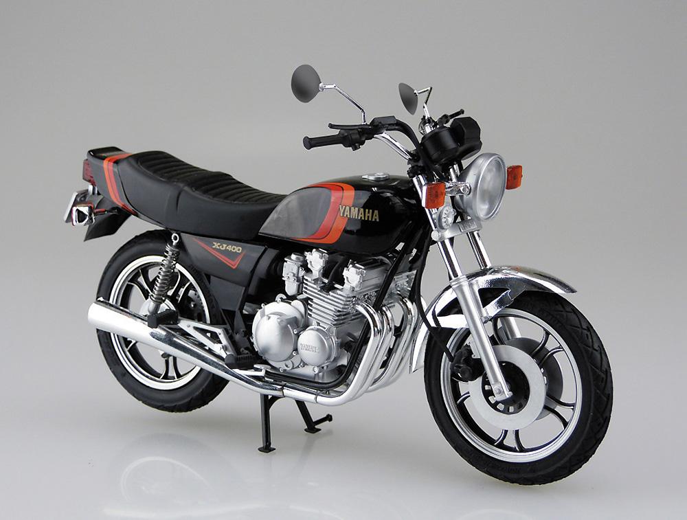 ヤマハ 4G0 XJ400 '80プラモデル(アオシマザ バイクNo.024)商品画像_2