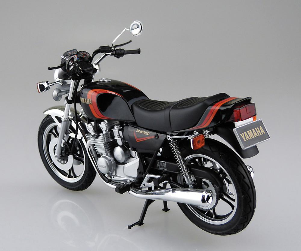 ヤマハ 4G0 XJ400 '80プラモデル(アオシマザ バイクNo.024)商品画像_3