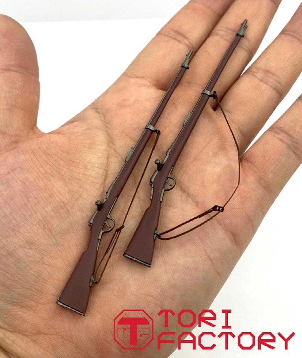 十三式/十八式 村田銃 2丁入レジン(トリファクトリーGUN seriesNo.GUN-005)商品画像_4