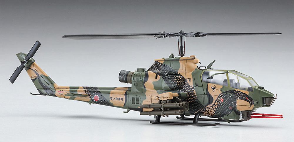 ベル AH-1S コブラ チョッパー 2018/2019 明野スペシャルプラモデル(ハセガワ1/72 飛行機 限定生産No.02387)商品画像_3