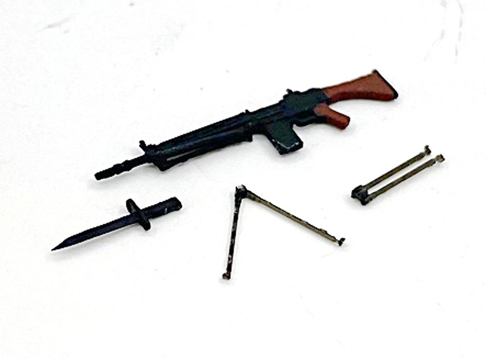 陸上自衛隊 64式小銃 (6丁入)レジン(トリファクトリーアクセサリーNo.ZA-009C)商品画像_2