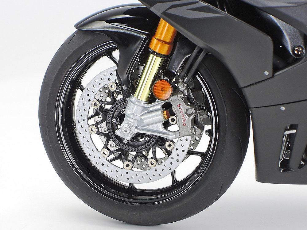 ホンダ CBR1000RR-R FIREBLADE SP ブラック 完成品(タミヤマスターワーク コレクションNo.21171)商品画像_4