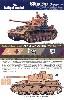 ドイツ 4号戦車G型 初期生産車 + 4号戦車F型 デカールセット