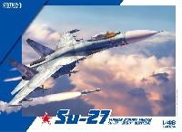 Su-27 フランカー B