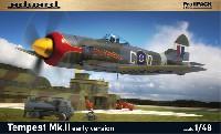 ホーカー テンペスト Mk.2 初期型