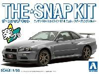 ニッサン R34 スカイライン GT-R ニュル (スパークリングシルバー)