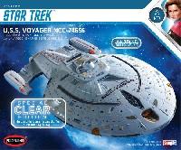 U.S.S. ヴォイジャー NCC-74656 クリアエディション
