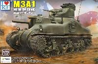 M3A1 中戦車