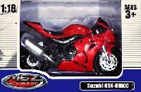 スズキ GSX-R1000 レッド