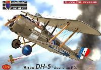 KPモデル1/72 エアクラフト プラモデルエアコー DH-5 オーストラリア陸軍航空隊