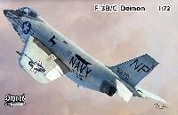 ソード1/72 エアクラフト プラモデルF-3B/C デーモン