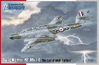 A.W. ミーティア NF Mk.14 最後の夜間戦闘機