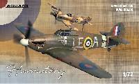 エデュアルド1/72 リミテッド エディションハリストーリー ホーカー ハリケーン Mk.1 デュアルコンボ