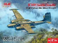 B-26K カウンター インベーダー アメリカ空軍 ベトナム戦争 攻撃機